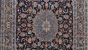 Amazon Navy Blue Rug Amazon 10×14 Navy Blue oriental Floral area Rug