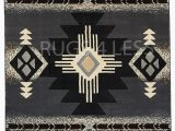 American Indian Style area Rugs Western Collection southwest Native American Indian area Rug