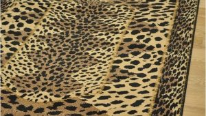 Animal Print area Rugs 8×10 Leopard Print area Rugs Small Extra Animal soft