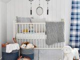 Area Rug for Baby Boy Nursery Abbeville Gray Navy Blue area Rug & Reviews