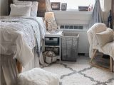 Area Rug for College Dorm Room 31 Insanely Cute Dorm Decorations for 2020 by sophia Lee