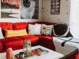 Area Rug for Red Couch Contrast Xo In 2020