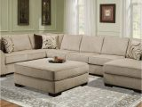 Area Rug for Sectional Couch Ophelia Co Zaida Hand Tufted Beige Gray area Rug