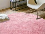 Area Rug for toddler Girl Yoh Super soft Round 4×4 Feet area Rugs for Bedroom Kids