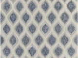 Area Rug Gray Blue Clara Collection Hand Tufted area Rug In Blue Grey White