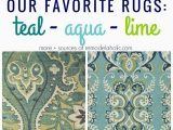 Area Rug Green Blue 20 Green and Blue area Rugs You Need In Your Living Room