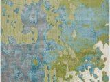 Area Rug Green Blue Surya Abe8015 Aberdine Blue Green Rectangle area Rug