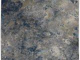 Area Rug Grey Blue Nourison Artworks atw02 Blue Grey area Rug