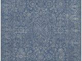 Area Rug Grey Blue Wilkins oriental Handmade Tufted Wool Gray Blue area Rug