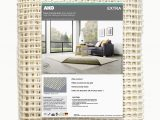 Area Rug Gripper for Carpet Rugs & Stuff Rug Anti Slip Rug Gripper Underlay for Hard Floors 80 X 150cm See Listing for Other Sizes