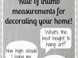 Area Rug Rules Of Thumb 20 Rule Of Thumb Measurements for Decorating Your Home