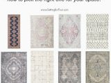 Area Rug Sets Home Décor Tips for Decorating with area Rugs
