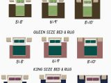 Area Rug Size for Twin Bed Bedroom Rug Placement Layout Guide Designing Idea