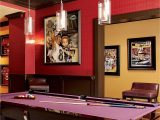 Area Rug Under Pool Table 14 Beautiful Billiard Rooms where You Can Play In Style