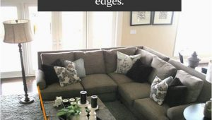 Area Rug with Chaise sofa Design Guide How to Style A Sectional sofa