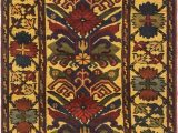Area Rug with Gold Accents Sumak Gold 3×5 Accent Rug In 2020