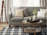 Area Rug with Gray Couch 5×7 Plaid Tufted area Rugs Gray Threshold Rugs In