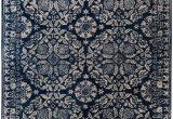 Area Rugs 10 X 14 Lowes Surya Smithsonian Transitional area Rug 10 Ft X 14 Ft Rectangular Navy