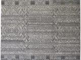 Area Rugs at Ross Dress for Less Kylee Hand Knotted Cotton Wool Gray area Rug