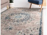 Area Rugs by Bungalow Rose Bungalow Rose Ernst Gray Green area Rug