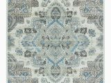 Area Rugs by Bungalow Rose Jannie Blue Gray area Rug