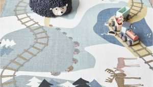Area Rugs for Children S Bedrooms Scandi Play Rug