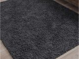 Area Rugs for Grey Floors Perla Furniture 5×7 area Rug – Gray Shag Rug Grey Shaggy