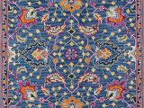 Area Rugs for Sale On Amazon Amazon Nolita Rugs Helsinki Wool Blue area Rug 6 X 9