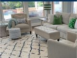 Area Rugs for White Furniture 12 Best Navy and White area Rugs Under $200