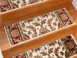 """Area Rugs Good for Dogs Natural area Rugs Cream Sidney Diy Pet Friendly Polypropylene Carpet Stair Treads Rugs Safety Slip Resistant for Kids Elders and Dogs 9"""" X 29"""" 13"""