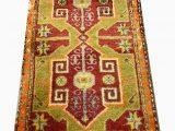 Area Rugs Made In Turkey Amazon Handmade Vintage Doormat Small Rug 3 4×1 7 Feet