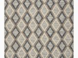Area Rugs Tan and Gray Armentrout Geometric Handwoven Flatweave Light Gray Tan area Rug