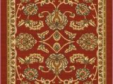 Area Rugs that Can Be Washed Tabriz Red Traditional Non Slip Washable Rug