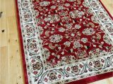 Area Rugs that Don T Shed Small Xx Large Red Border Traditional Classic Thick Luxury soft Wool Look Persian Look area Rugs Heavy Quality area Rug soft Carpet Non Shed Hall