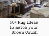 Area Rugs that Go with Brown Furniture Room Redo Modern Farmhouse Living Room
