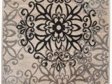 Area Rugs with Waterproof Backing Superior Elegant Leigh Collection area Rug 8mm Pile Height