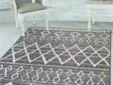 Area Rugs without Rubber Backing Details About Gray Moroccan Tribal Modern Contemporary area Rug with Non Slip Rubber Backing