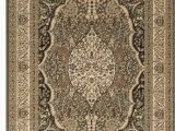 Art Deco Style area Rugs Inouye High End Ultra Dense Floral Art Deco Sage Green area Rug