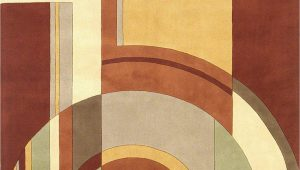 Art Deco Style area Rugs Kas Rugs Signature Art Deco area Rug