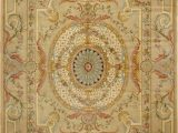 Art Van Clearance area Rugs Hand Woven French Carpet Savonnerie Louis Xvi Style