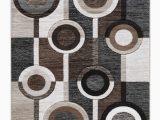 Ashley Home Store area Rugs ashley Furniture Guintte Medium Rug In Black Brown Cream
