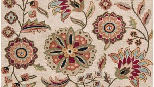 Athena Garden Floral area Rugs Surya athena ath 5035 Rug Floral Wool area Rug