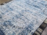 "Aurora Rug Collection Joue Blue Ga Aurora Rug 6 6""x9 6"" Blue area Rug for Sale In Murphy Tx Ferup"