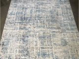 Aurora Rug Collection Joue Blue Gertmenian 8ft X10ft Blue White Rug