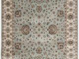 Baby Blue oriental Rug Safavieh Persian Garden Peg610l Light Blue Ivory area Rug