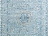 Baby Blue Shag Rug Dynamic Rugs isfahan 7255 509 Light Blue area Rug