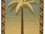 "Bacova Citrus Palm Bath Rug Bacova Guild Citrus Palm 20"" X 33"" Bath Rug"