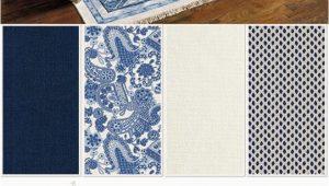 Ballard Designs Rugs Blue Create A Blue & White Living Room