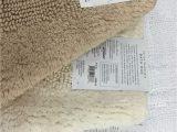 Bath Rug 21 X 34 Wamsutta Reversible 21 Inch X 34 Inch Bath Rug In Vanilla