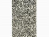 """Bath Rug Cut to Fit 26"""" X 60"""" All Design S Cushioned Non Slip Rubber Backing 3d Stone Print Grey Color Aqua Runner Doormat Easy Cut to Fit In Your Hallway Bathroom or"""